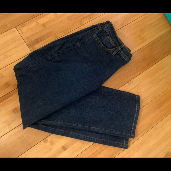 NYDJ Denim - Not Your Daughter's Jeans.  Size 14,